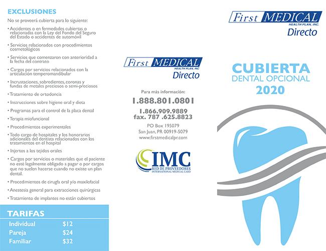 Dental 2 FM 2020